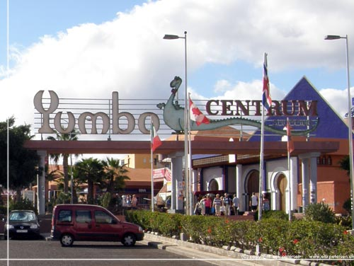 Yumbo Centrum, Playa del Ingles
